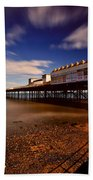 Victoria Pier Beach Towel