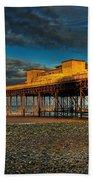 Victorian Pier Beach Sheet