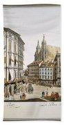 Vienna, 1779 Beach Towel