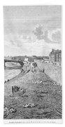 Vienna: Danube, 1821 Beach Towel