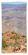 View From The South Kaibab Trail II Beach Towel