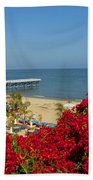 View Over Paradise Beach Towel