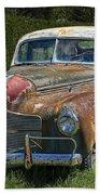 Vintage Automobile No.0488 Beach Towel