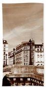 Vintage Paris 8 Beach Towel
