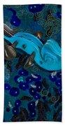 Violinelle - V02-06g Beach Towel