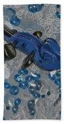 Violinelle - V02-09a Beach Towel