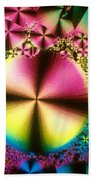 Vitamin B1 Crystal Beach Towel