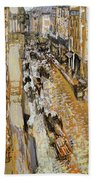 Vuillard: Paris, 1908 Beach Towel