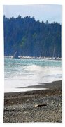 Walk On La Push Beach Beach Towel