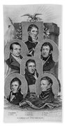 War Of 1812: Generals Beach Towel