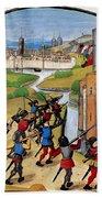Warfare: Siege Of Arras Beach Towel