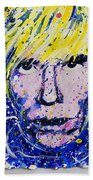 Warhol II Beach Towel