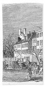 Washington, D.c., 1853 Beach Towel
