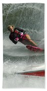 Water Skiing Magic Of Water 29 Beach Towel