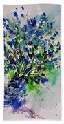 Watercolor 110190 Beach Towel