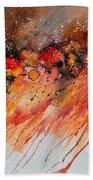Watercolor 212022 Beach Towel