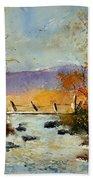 Watercolor 212092 Beach Towel