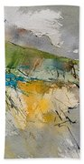 Watercolor 213001 Beach Towel