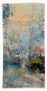 Watercolor 213020 Beach Towel
