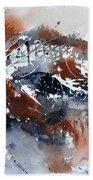 Watercolor 217051 Beach Towel