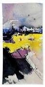Watercolor 218012 Beach Towel