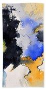 Watercolor 218050 Beach Towel