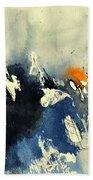 Watercolor 218091 Beach Towel