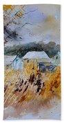 Watercolor 219003 Beach Towel