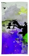 Watercolor 65654 Beach Towel