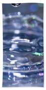 Waterdrop15 Beach Towel