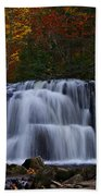 Waterfall Svitan Beach Towel