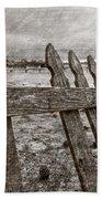 Weathered Beach Towel