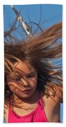 Weightless Hair Beach Towel