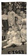 Weiner Cousins C 1953 Beach Towel