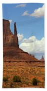 West Mitten Butte Beach Towel