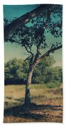 When I Was Your Girl Beach Towel by Laurie Search