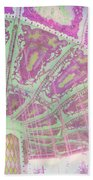 Whimsy Swing Beach Towel