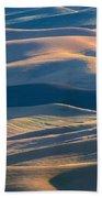 Whitman County Grain Silo Beach Towel