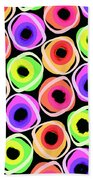 Wild Spots Beach Towel by Louisa Knight
