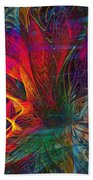 Wildfire Beach Towel
