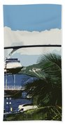 Willemstad - Curacao Beach Towel