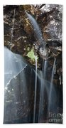 Willey Brook - White Mountains New Hampshire  Beach Towel