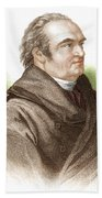 William Herschel, German-british Beach Towel by Science Source
