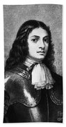 William Penn, Founder Of Pennsylvania Beach Towel by Photo Researchers