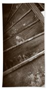 Winding Staircase Beach Towel