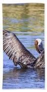 Wings Up Beach Towel