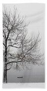 Wintertrees Beach Towel