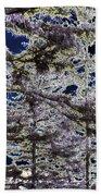 Woodland Solitude Beach Towel