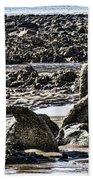 World War II Junk Yard Beach Towel