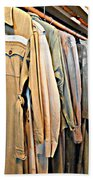 Wwii Flight Suits Beach Towel